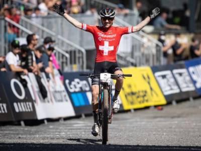 Mountain Bike, Coppa del Mondo Leogang 2021:  Mathias Flückiger beffa Ondrej Cink. Nadir Colledani è il migliore degli azzurri