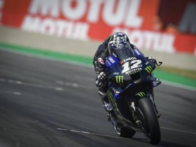 """MotoGP, Maverick Vinales: """"Ho avuto un problema alla frizione in partenza"""""""