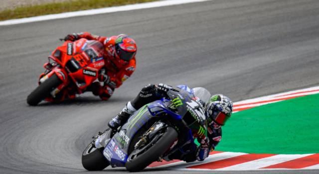 MotoGP, risultati Test Barcellona: Vinales davanti, decimo Valentino Rossi con novità sulla Yamaha