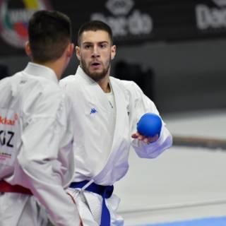 LIVE Karate, Preolimpico Parigi in DIRETTA: Silvia Semeraro domina con Quirici e vola al round robin!