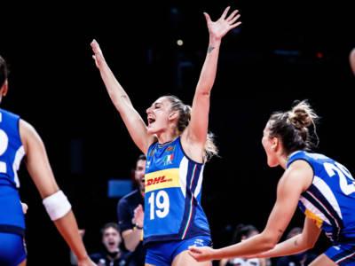 LIVE Italia-USA 1-3, Nations League volley femminile in DIRETTA. Le azzurre lottano, soffrono in ricezione e si arrendono alla capolista