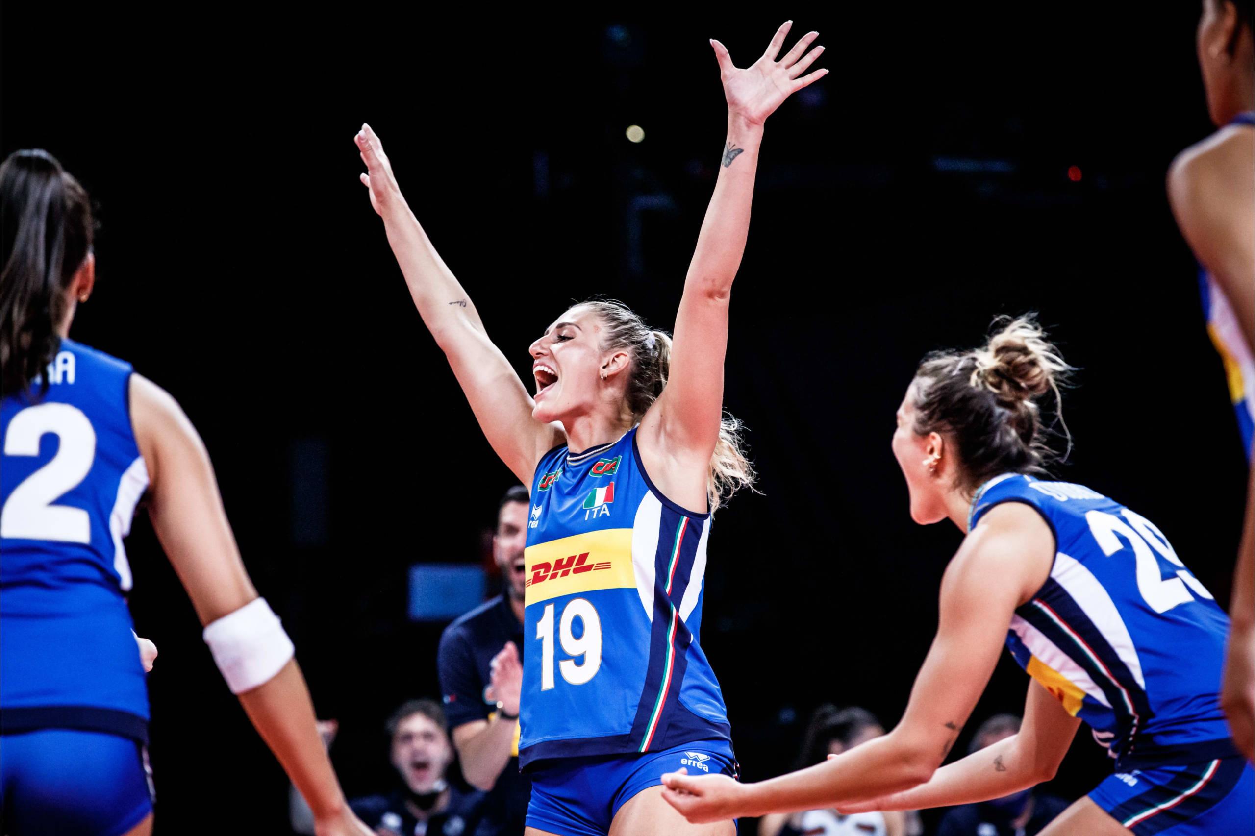 LIVE Italia Repubblica Dominicana 0 2, Nations League volley femminile in DIRETTA: azzurre sottotono nei primi due parziali