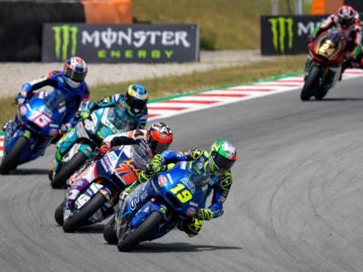 LIVE Moto2, GP Germania 2021 in DIRETTA: Remy Gardner svetta nella FP2 davanti a Raul Fernandez. Terzo Di Giannantonio