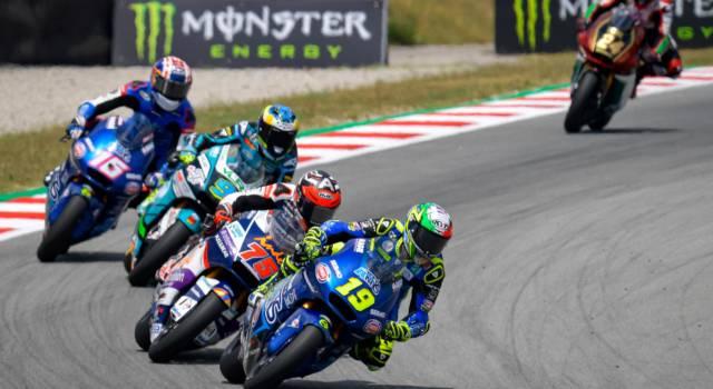 VIDEO Moto2, GP Germania: gli highlights delle prove libere