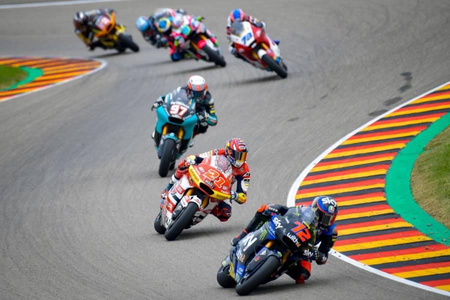 LIVE Moto2, GP Emilia Romagna 2021 in DIRETTA: Sam Lowes il più veloce nel warm up! Bene Arbolino