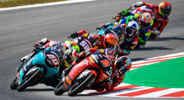 VIDEO Moto3, GP Germania 2021: gli highlights delle qualifiche del Sachsenring