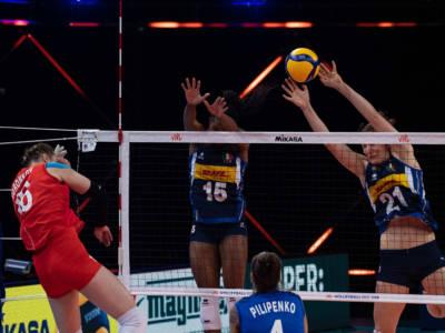 LIVE Italia-Brasile 1-3, Nations League volley femminile in DIRETTA. Rimonta vincente delle verdeoro dopo un buon primo set azzurro