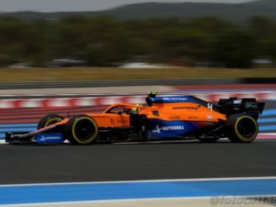 """F1, Lando Norris: """"Non mi aspettavo un quinto posto oggi, è uno dei migliori risultati di squadra dell'anno"""""""