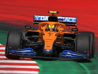 """F1, Lando Norris: """"Sergio ha corso il rischio e non io"""""""