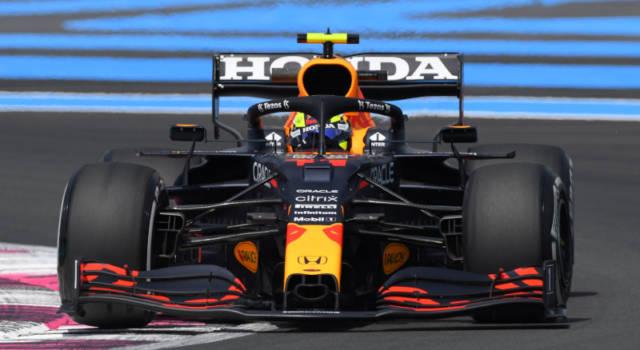 """F1, Sergio Perez: """"Domani ci giochiamo qualcosa di importante, le mie partenze sono molto buone"""""""