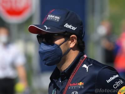 """F1, Sergio Perez: """"Non è stata la gara che ci aspettavamo"""""""