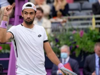 LIVE Berrettini-Norrie 2-1, Finale Queen's in DIRETTA: classifica ATP e Race, Federer e Medvedev nel mirino