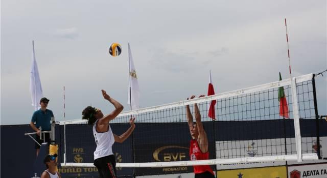 Beach volley, World Tour 2021 Sofia2. Azzurri: poker servito! Tutti alle finali del gruppo