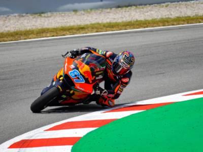 Moto2, risultati FP1 GP Germania 2021: Gardner precede Di Giannantonio, 6° Dalla Porta, 9° Bezzecchi