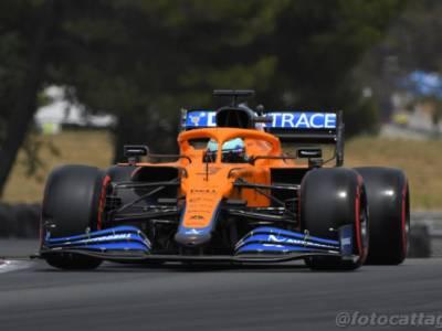 """F1, Daniel Ricciardo: """"Abbiamo imparato tante cose in vista delle prossime prove"""""""
