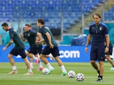 Italia-Turchia oggi, Europei calcio 2021: orario, tv, programma, probabili formazioni, streaming