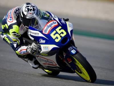 Moto3, risultati FP2 GP Gran Bretagna: Romano Fenati svetta con il nuovo record della pista, difficoltà per Sergio Garcia