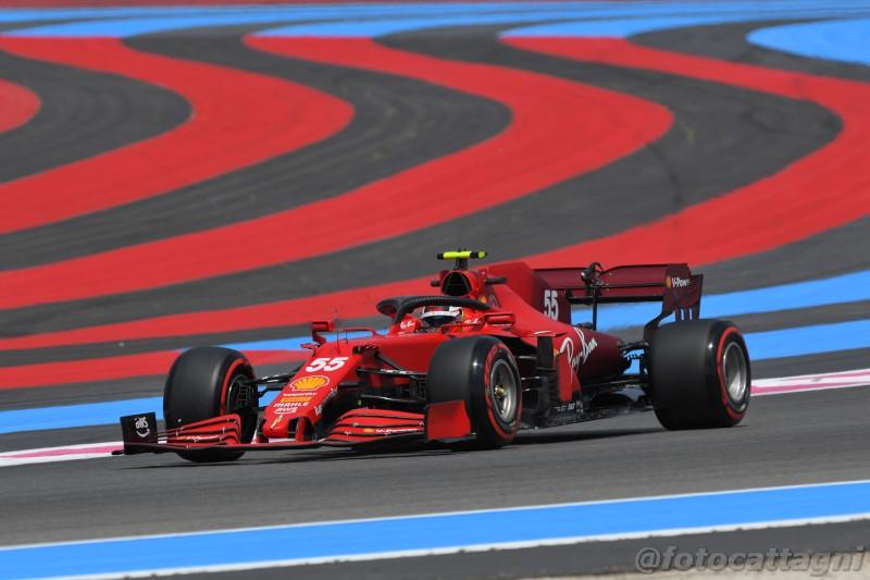 F1, qualifiche TV8 GP Francia: orario differita in chiaro