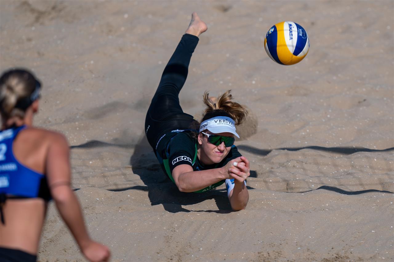 Beach volley, Continental Cup 2021. Domani le semifinali: l'Austria dice addio a Tokyo