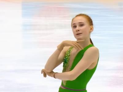 Pattinaggio di figura: la talentuosa Elizaveta Osokina passa alle coppie d'artistico