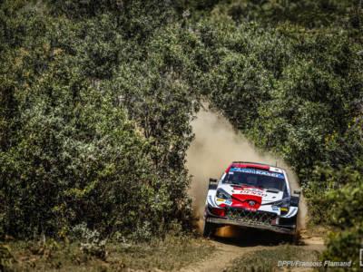 Rally Kenya 2021: Sebastien Ogier fa suo lo stage d'esordio e inizia con il piede giusto