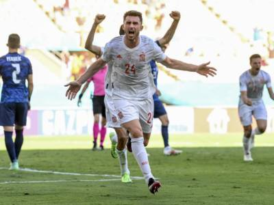 Croazia-Spagna, Europei 2021: programma, orario, tv, streaming