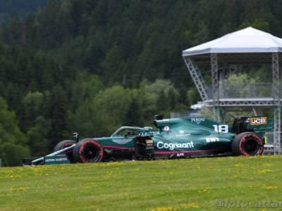 """F1, Lance Stroll: """"Uno dei fattori chiave di questo week-end sarà la gestione delle gomme"""""""