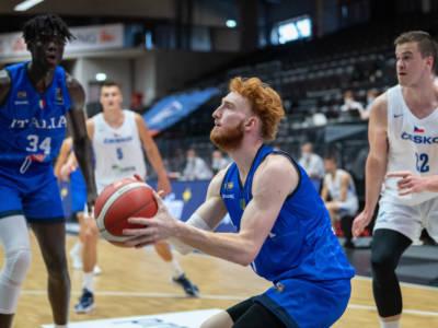 LIVE Italia-Germania 79-91, Torneo Amburgo basket in DIRETTA:  i tedeschi conquistano la VTG Supercup