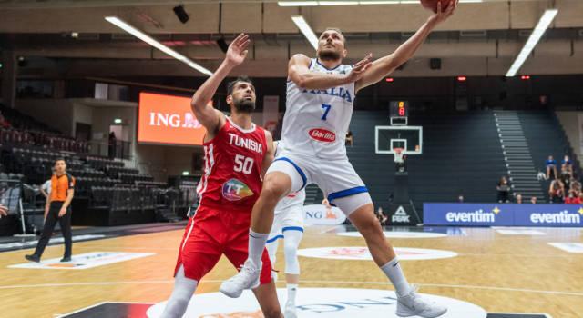 Basket: Stefano Tonut tra Venezia che lo vuole trattenere e le aspirazioni di Eurolega