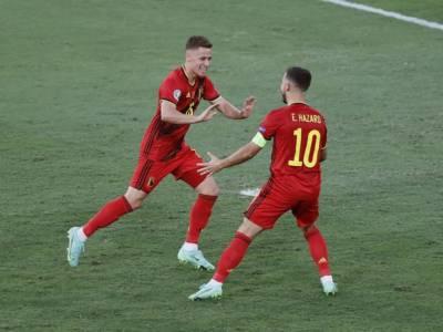VIDEO Belgio-Portogallo 1-0: highlights e sintesi Europei 2021. Thorgan Hazard condanna CR7 e compagni