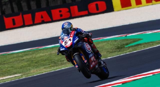 Superbike, risultato FP1 GP Misano 2021: Toprak Razgatlioglu in vetta, bene Rinaldi 2°. Le Kawasaki si nascondono