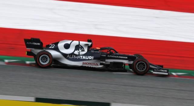 F1, la nuova griglia di partenza del GP di Stiria! Tsunoda penalizzato. E le Ferrari…