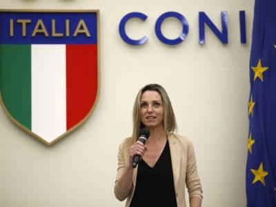 """Wimbledon 2021, Valentina Vezzali loda Berrettini: """"Hai regalato un pomeriggio di grande tennis all'Italia"""""""