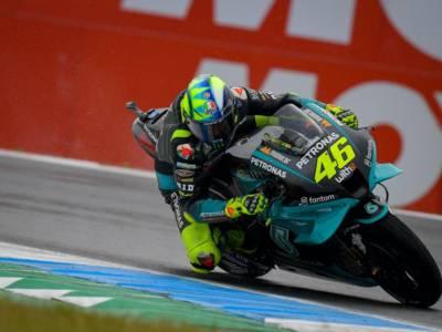 DIRETTA MotoGP, GP Assen 2021 LIVE: classifica warm-up, volano le Yamaha, Valentino Rossi 10°