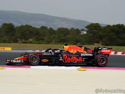 F1, Max Verstappen vince di forza il GP di Francia e allunga in classifica, sprofondano le Ferrari