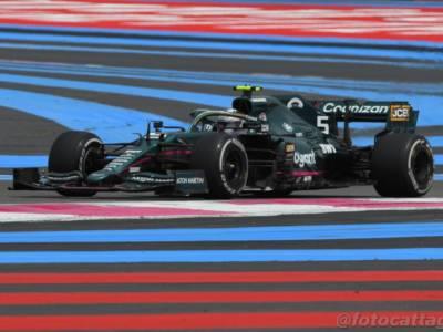 """F1, Sebastian Vettel: """"Difficile essere costanti in condizioni così ventose, difficili da giudicare per tutti"""""""