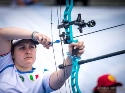 Tiro con l'arco, Europei 2021: Italia di bronzo nella prova a squadre femminile del compound