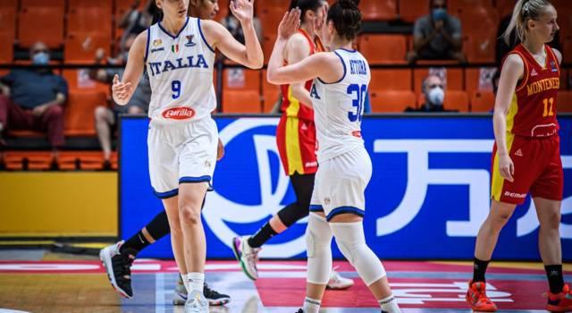 LIVE Italia-Grecia 77-67, Europei basket femminile in DIRETTA: vittoria con qualche patema e qualificazione