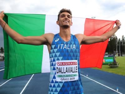 Atletica, Europei Under 23: i convocati dell'Italia. 82 azzurri a Tallinn: spiccano Dallavalle, Sabbatini, Kaddari, Battocletti
