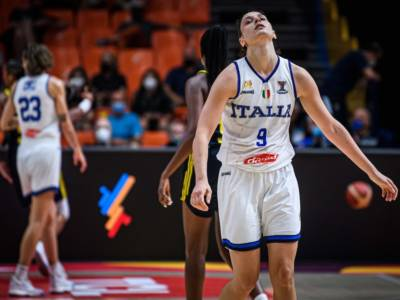 Basket femminile, perché l'Italia resta sempre un'incompiuta in campo internazionale