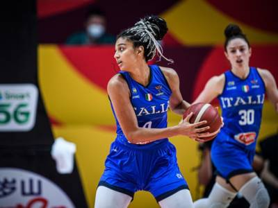 Basket femminile, Europei 2021: l'Italia vuole subito riscattarsi in un match fondamentale contro il Montenegro