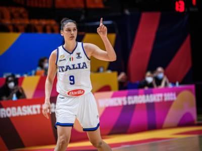 LIVE Italia-Svezia 46-64, Europei basket femminile in DIRETTA: sconfitta deludente delle azzurre