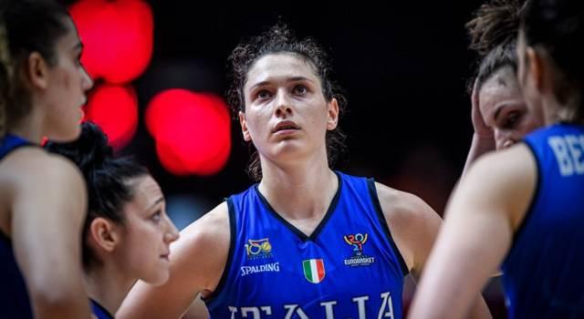 LIVE Italia-Montenegro 77-61, Europei basket femminile in DIRETTA: grande reazione e vittoria di peso