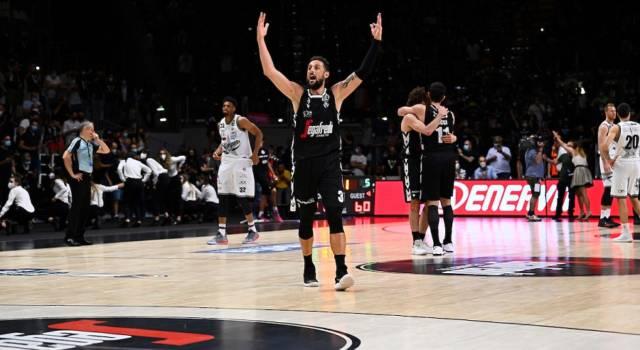 Basket, Finale Scudetto 2021: la Virtus Bologna è Campione d'Italia. Milano crolla anche in gara-4