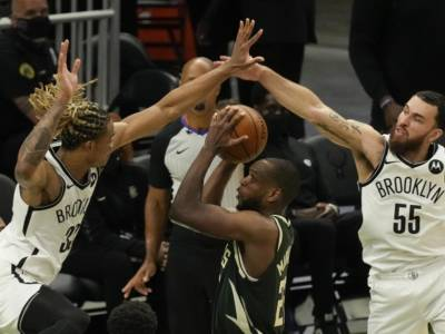 NBA, Playoff 2021: Middleton e Antetokounmpo trascinano i Bucks. Sarà gara-7 tra Brooklyn e Milwaukee