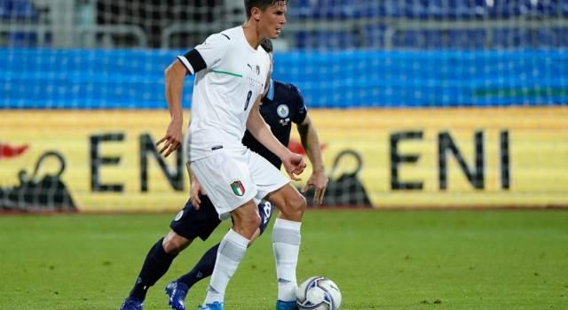 Calcio, Europei 2021: Pessina resta ancora in raduno, tornano a casa Politano e Mancini
