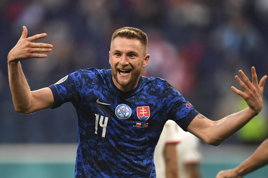 LIVE Svezia Slovacchia 1 0, Europei 2021 in DIRETTA: Forsberg la sblocca su calcio di rigore!