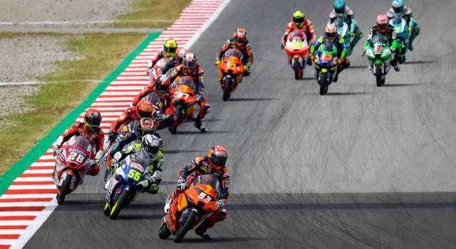 LIVE Moto3, GP Germania 2021 in DIRETTA: Acosta vince Sachsenring! Terzo posto per Foggia