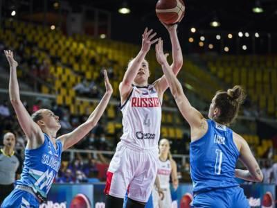 Basket femminile, Europei: i risultati degli ottavi di finale di oggi. Avanzano le favorite del torneo: Bosnia, Svezia, Russia e Spagna