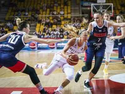 Basket femminile, Europei 2021: i risultati dei quarti di finale: saranno Bielorussia-Francia e Serbia-Belgio le semifinali